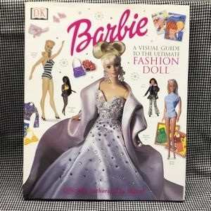 Vintage Barbie Coffee Table Book